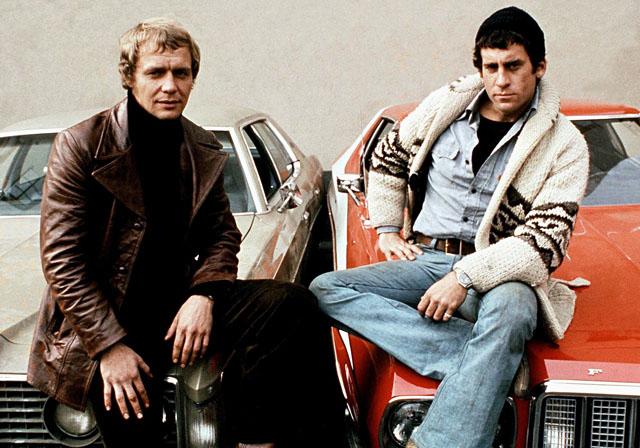 ریبوت سریال Starsky and Hutch توسط James Gunn ساخته می شود
