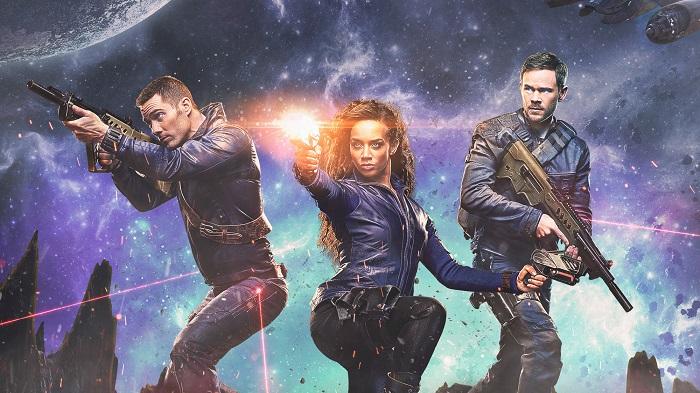 سریال Killjoys (کیل جویز) برای فصل ۴ و فصل ۵ تمدید شد