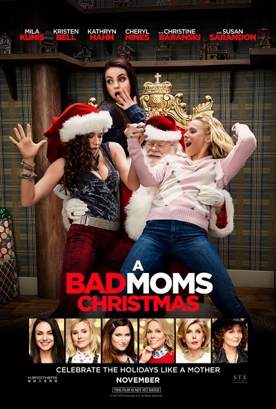 A Bad Moms Christmas - باکس آفیس