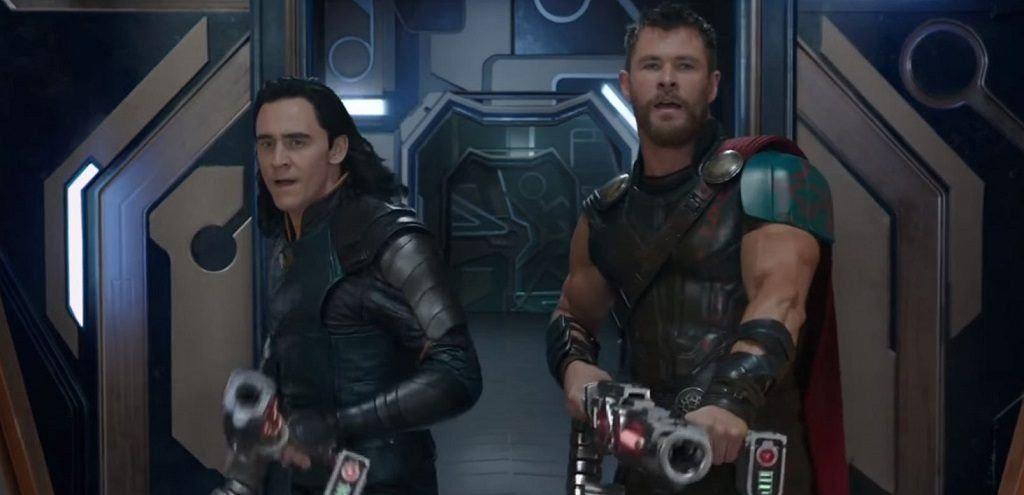 Thor: Ragnarok - فیلم نیوز - باکس آفیس