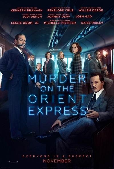 فیلم شماره 5 باکس آفیس : Murder on the Orient Express