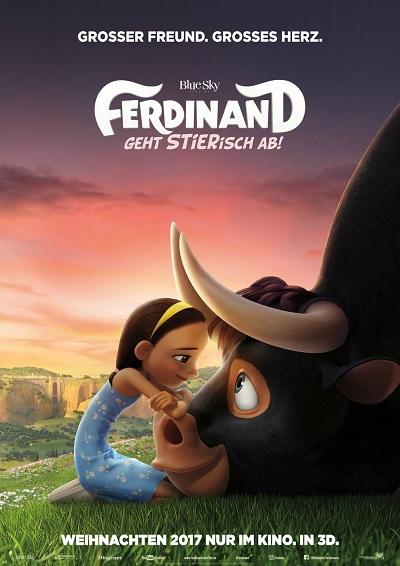 فیلم شماره 2 باکس آفیس: Ferdinand