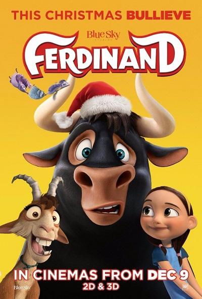 فیلم شماره 5 باکس آفیس: Ferdinand