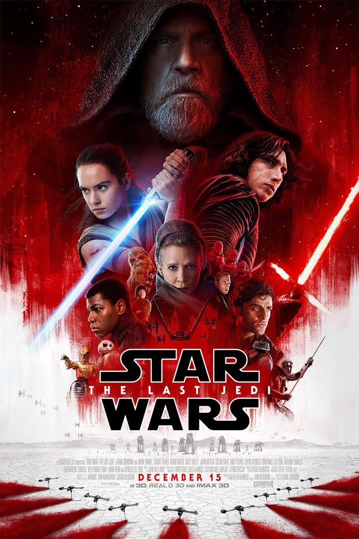 گزارش باکس آفیس 19 آذر - Star Wars: The Last Jedi