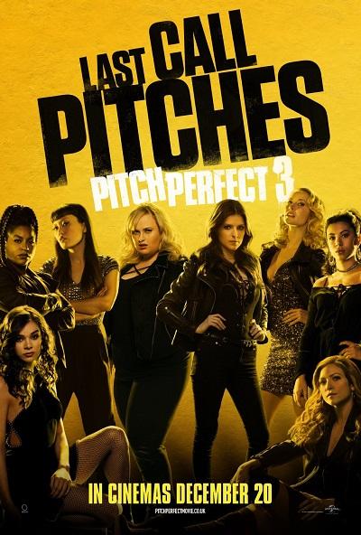 فیلم شماره 3 باکس آفیس: Pitch Perfect 3
