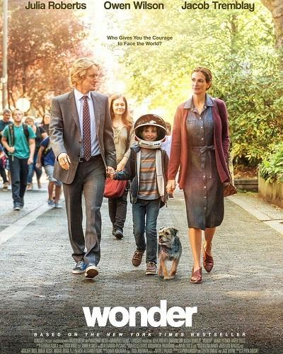 فیلم شماره 4 باکس آفیس: Wonder