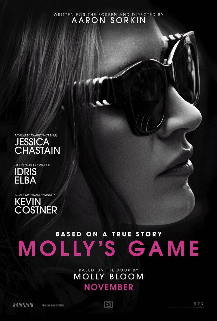 معرفی فیلم Molly's Game