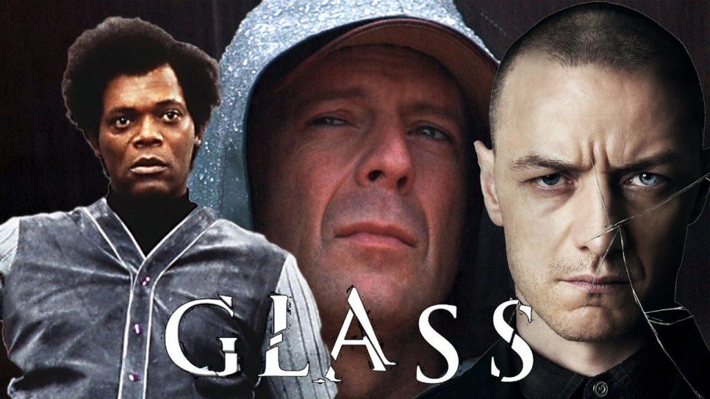 واکنش های تحسین برانگیز به پیش نمایش Glass به کارگردانی Shymalan