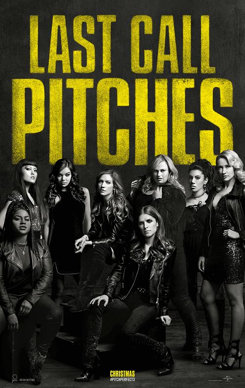 فیلم شماره 5 باکس آفیس: Pitch Perfect 3
