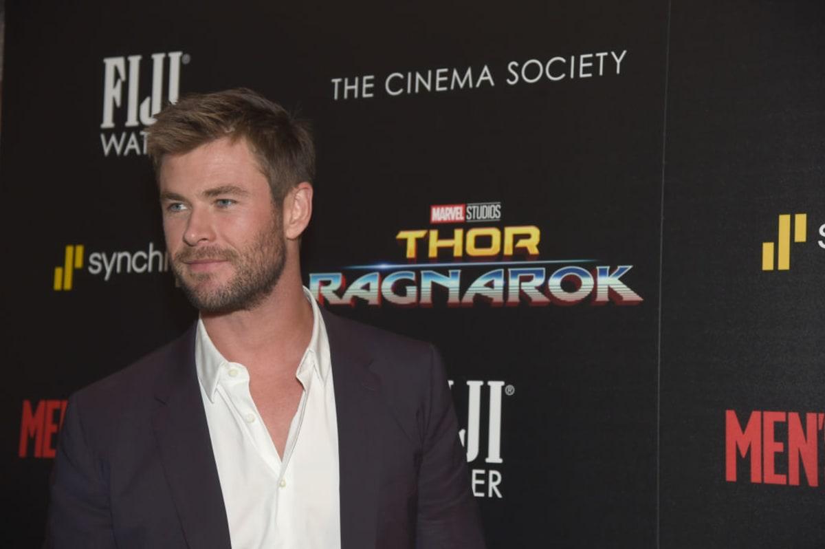 کریس همزورس (Chris Hemsworth)