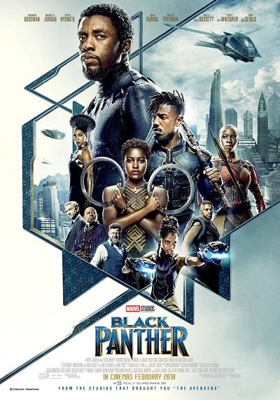 فیلم شماره 1 باکس آفیس: Black Panther
