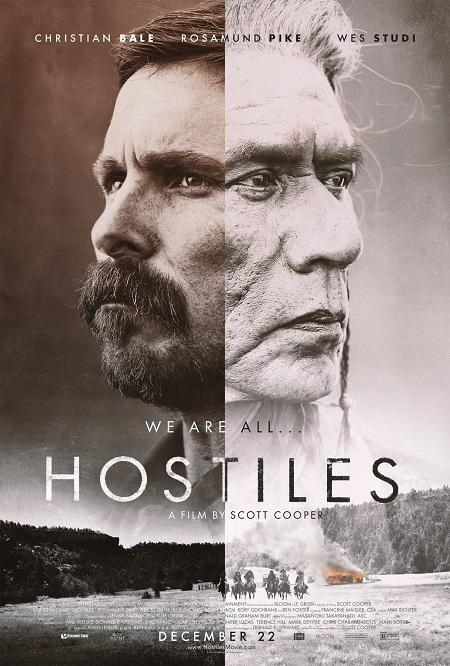 فیلم شماره 5 باکس آفیس: Hostiles