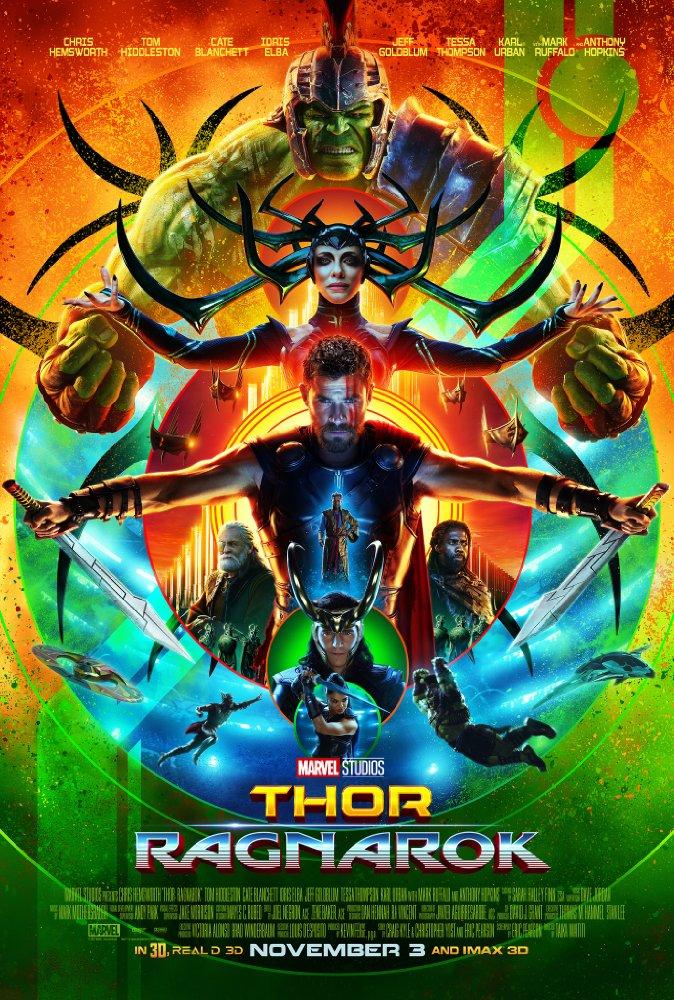 ثور:راگناروک Thor: Ragnarok