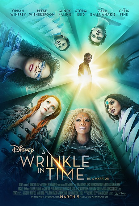 فیلم شماره 2 باکس آفیس: A Wrinkle in Time