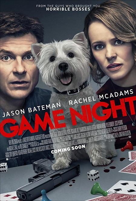 فیلم شماره 5 باکس آفیس: Game Night