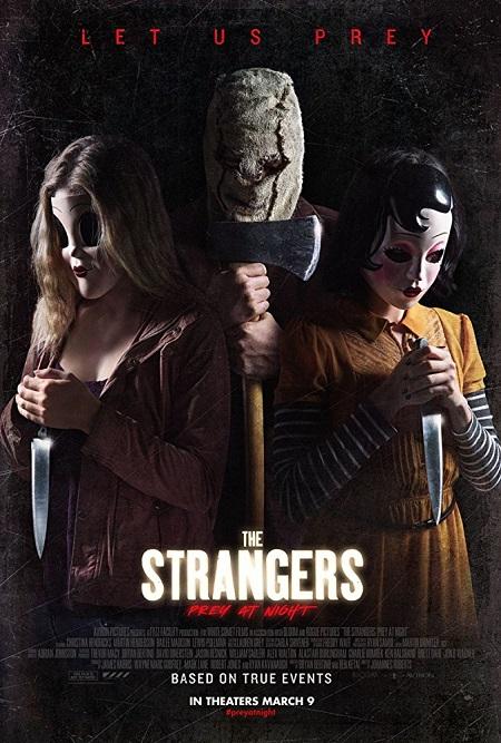 فیلم شماره 3 باکس آفیس: Strangers: Prey at Night
