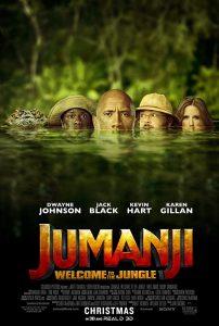 فیلم جومانجی: به جنگل خوش آمدی