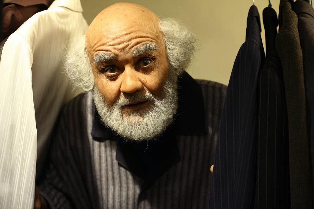 اکبر عبدی در فیلم تورنادو