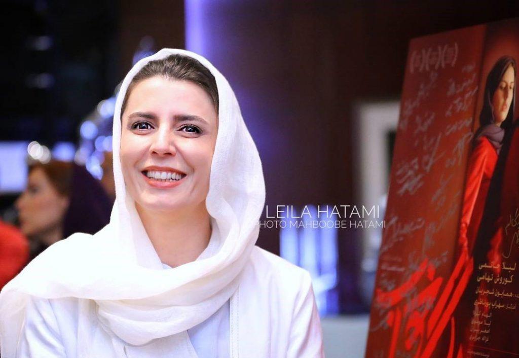 لیلا حاتمی انیمیشن آخرین داستان