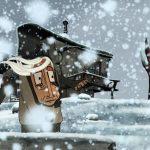 انیمیشن ایرانی چشم انداز خالی