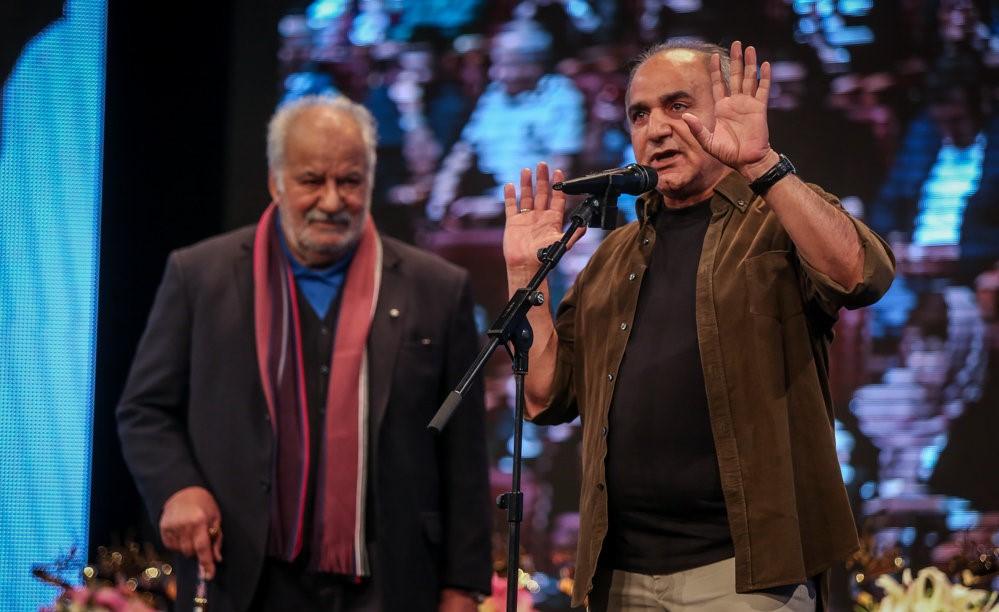 ناصر ملک مطیعی و پرویز پرستویی