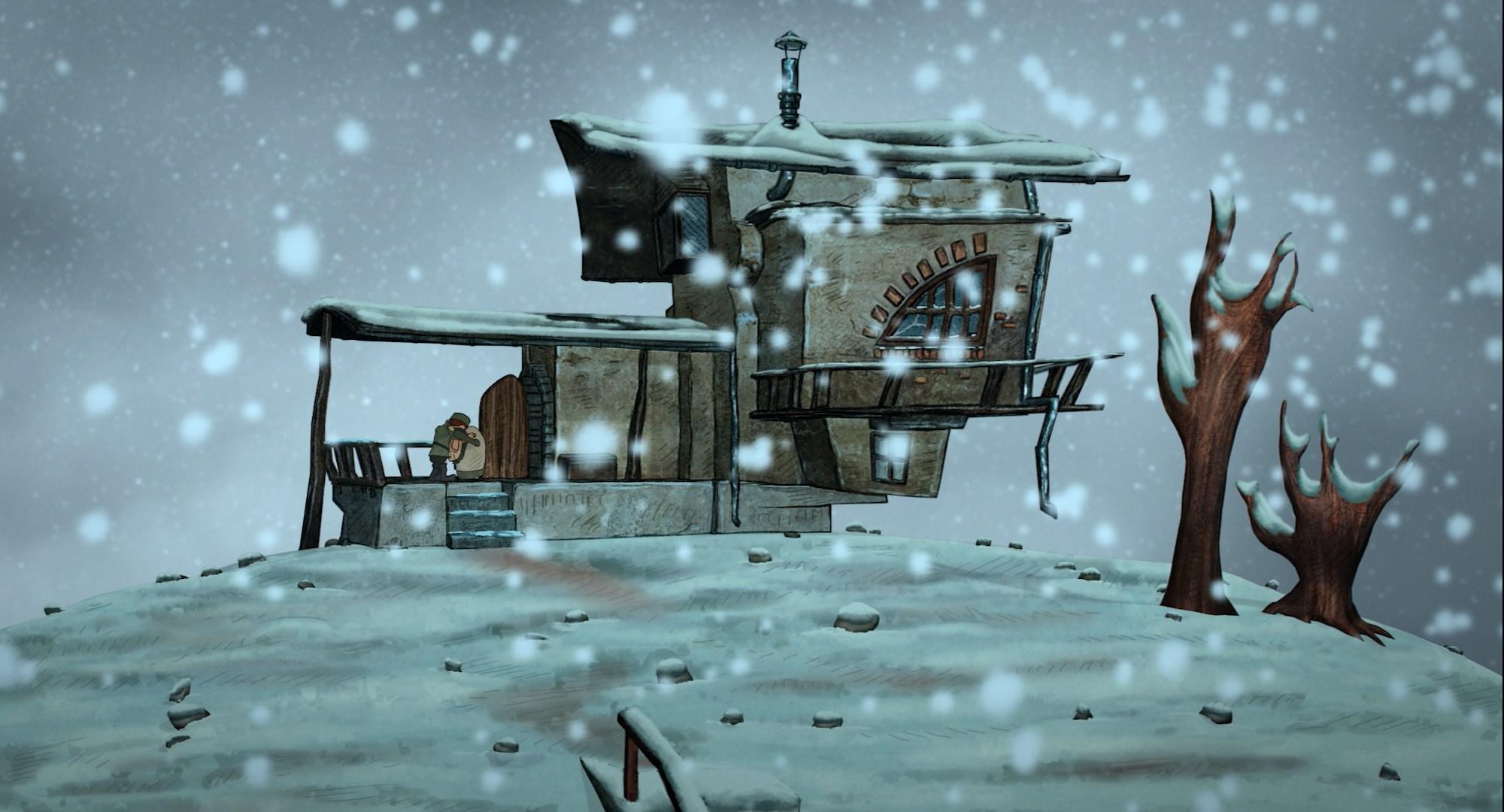انیمیشن چشم انداز خالی در جشنواره استراسبورگ آمریکا
