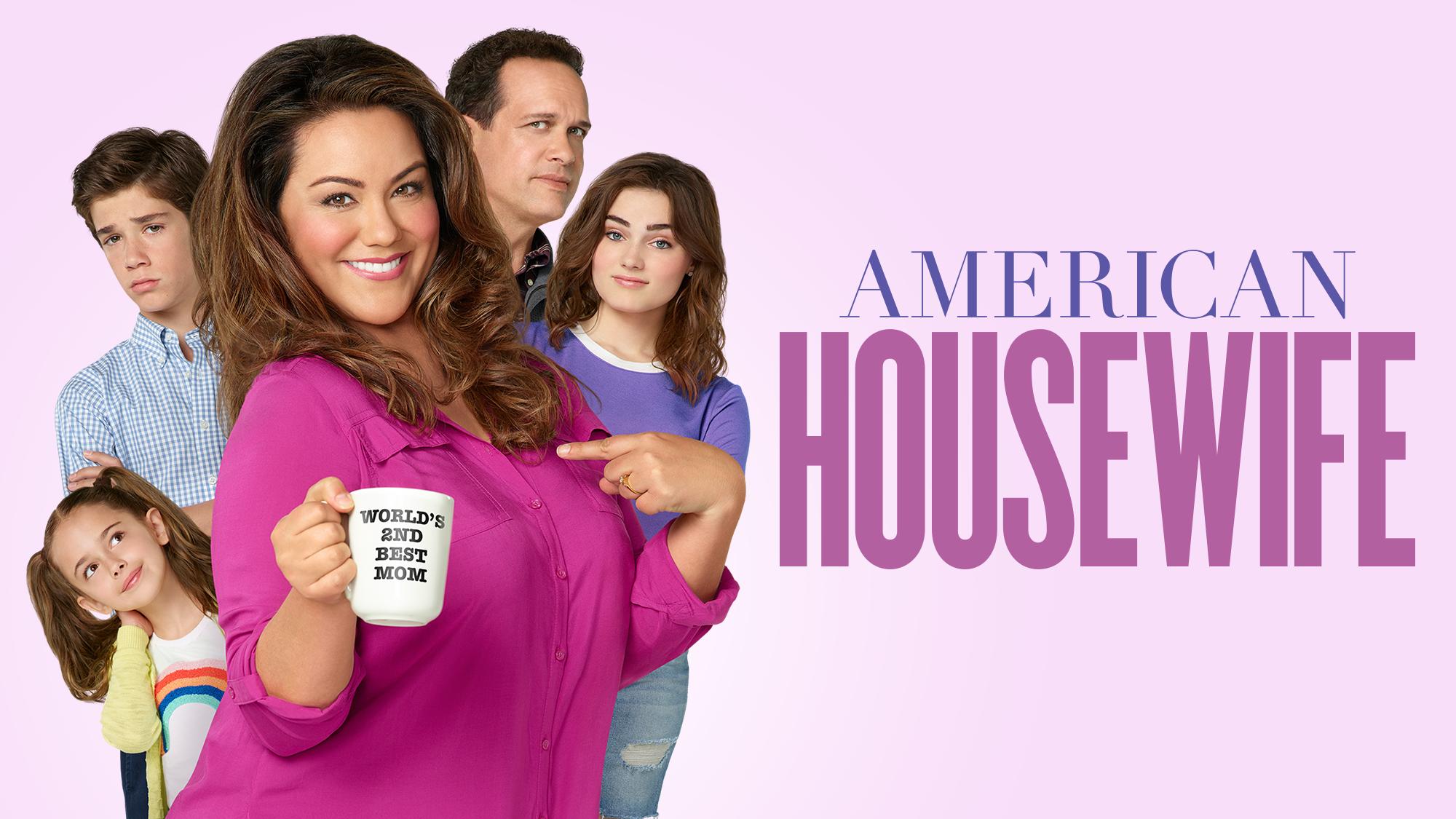 سریال American Housewife