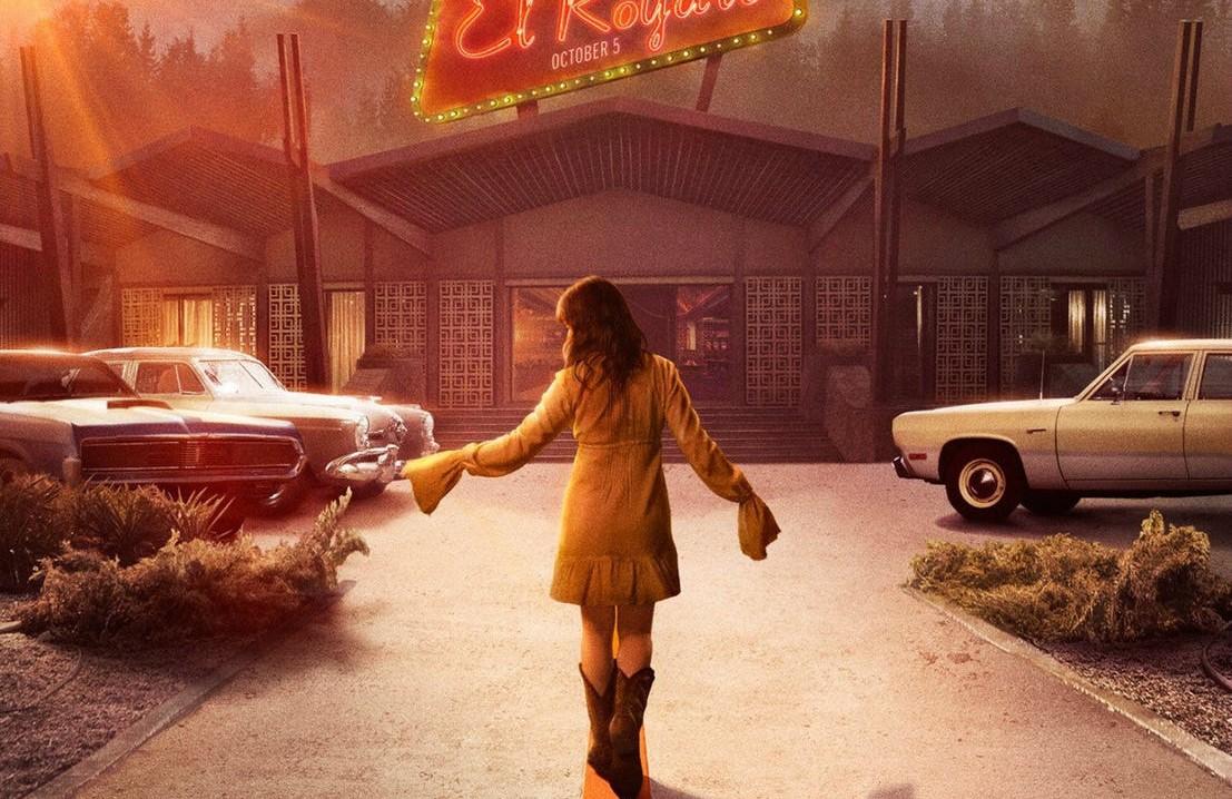 8 پوستر جدید فیلم اوقات بد در ال رویال