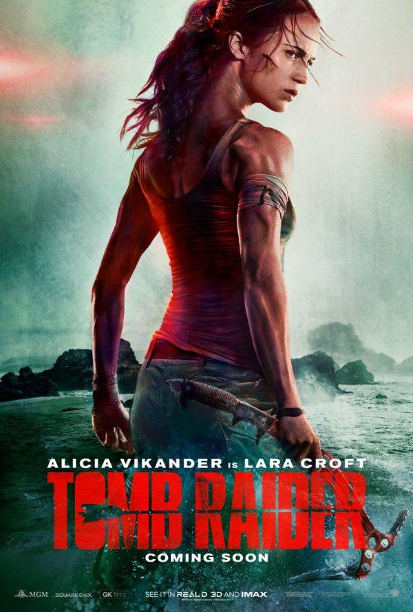 نقد فیلم توم ریدر - Tomb Raider