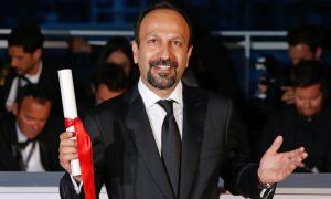 رئیس آکادمی سینمای اسپانیا - اصغر فرهادی