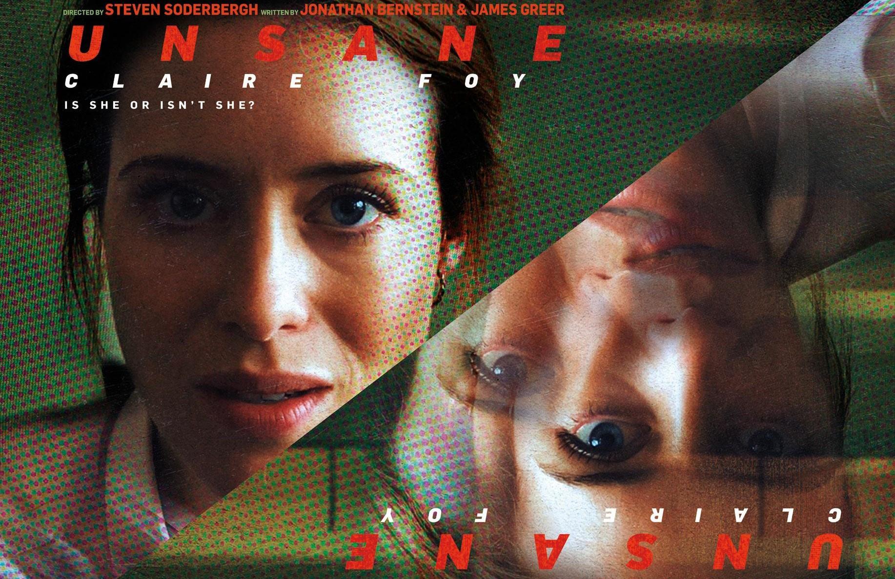 فیلم دیوانه - Unsane