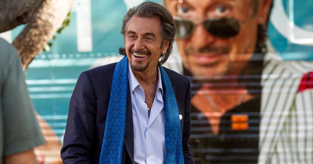 حضور آل پاچینو در فیلم جدید تارانتینو