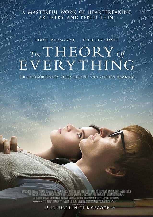 فیلم تئوری همه چیز - The Theory of Everything