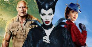 تاریخ دقیق انتشار سه فیلم جانگل کروز ، مالیفیسنت 2 و مری پاپینز 2