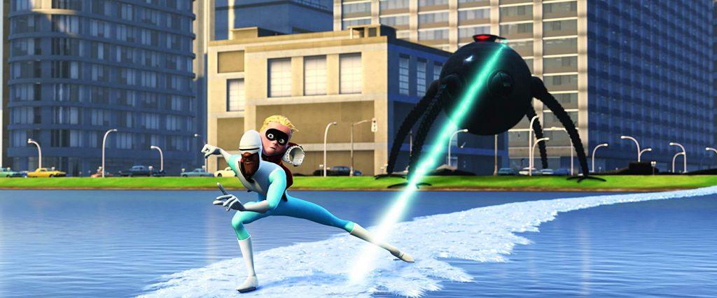انیمیشن شگفت انگیزان - The Incredibles