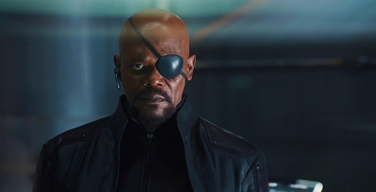 ساموئل ال جکسون در فیلم انتقام جویان 4