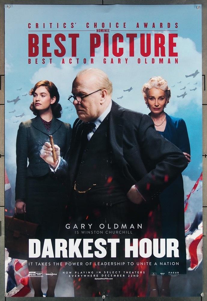 فیلم تاریک ترین ساعت - Darkest Hour