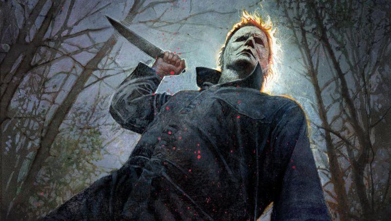 پوستر جدید فیلم هالووین