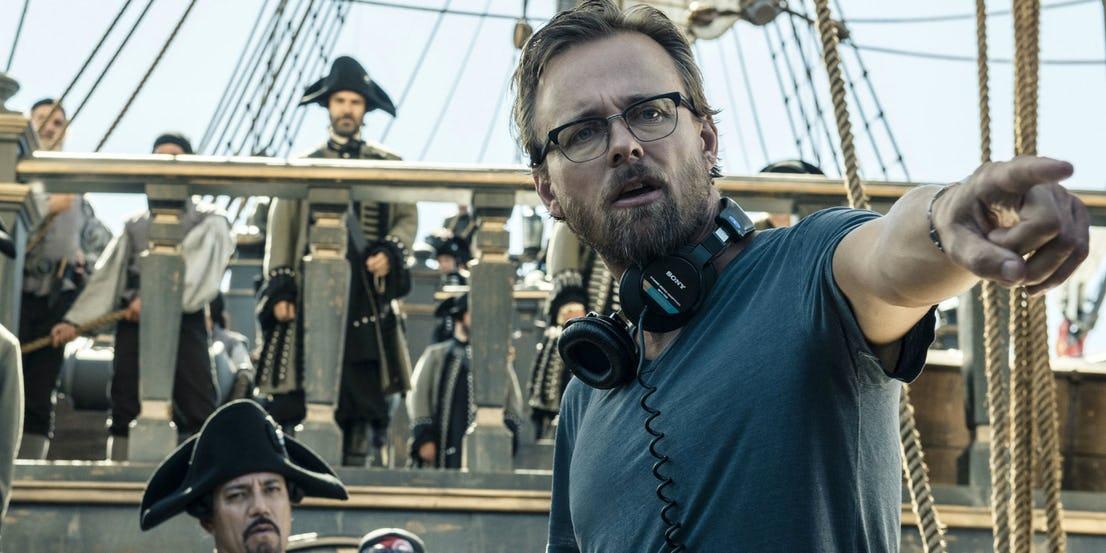 ساخت فیلم دزدان دریایی کارائیب 6
