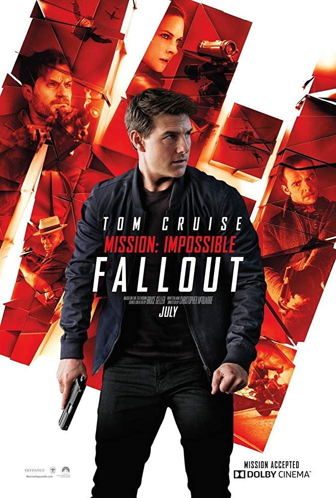نقد فیلم ماموریت: غیرممکن – فال اوت - Mission: Impossible – Fallout