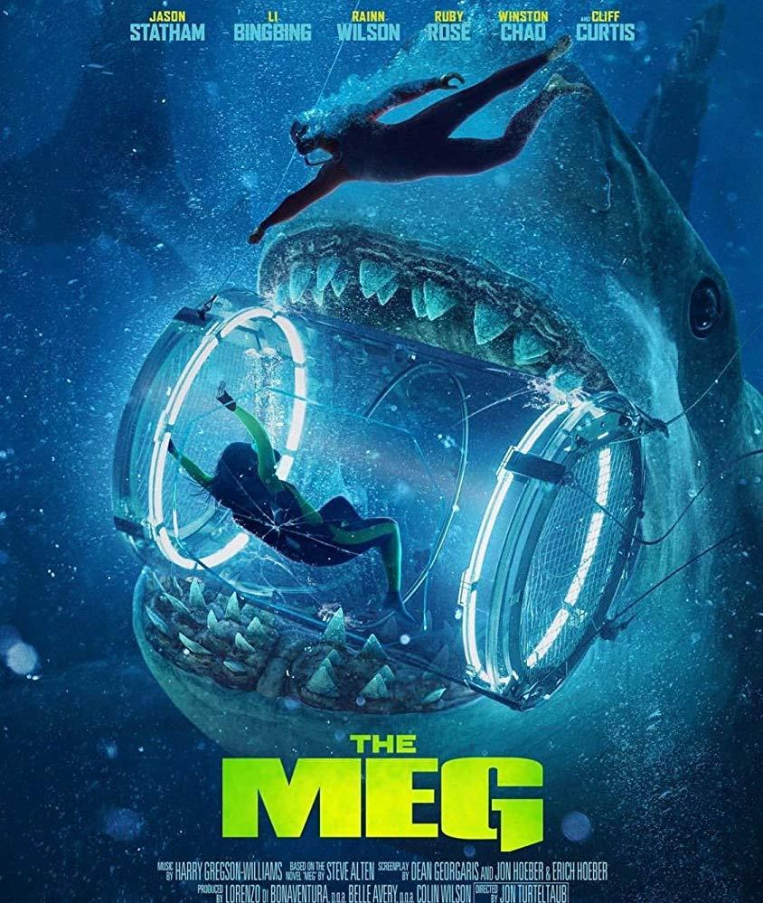 نقد فیلم مگ - The Meg