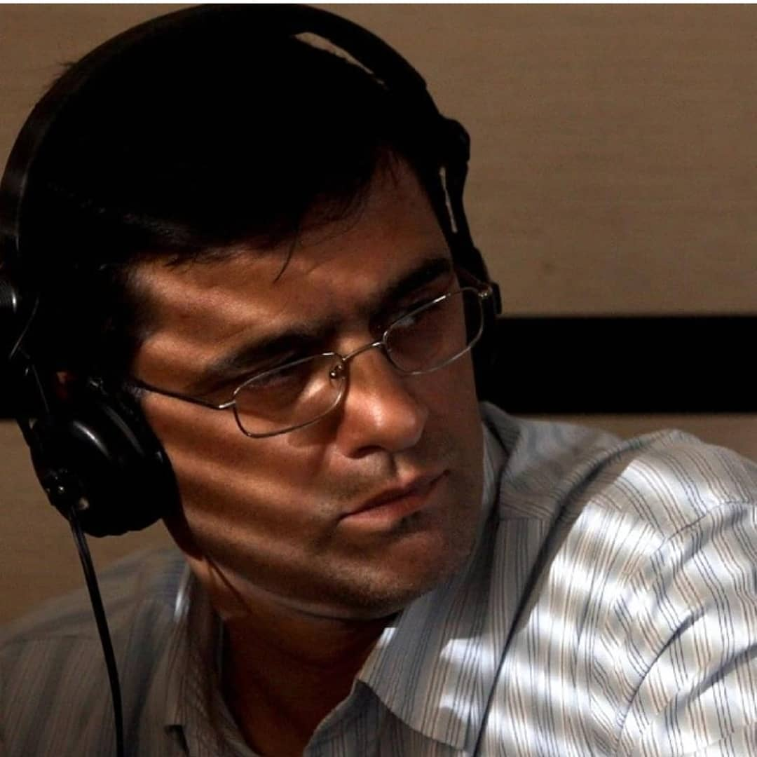 ناصر انتظاری صدابردار فیلم خانم یایا