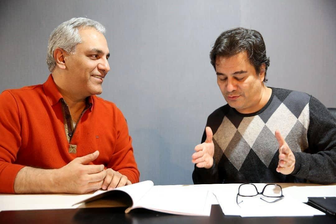 ساخت سریال هیولا - سریال جدید مهران مدیری