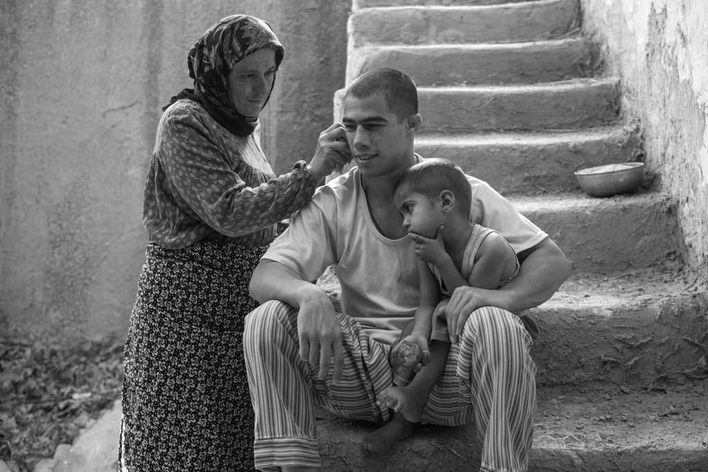 عکس جدید فیلم غلامرضا تختی