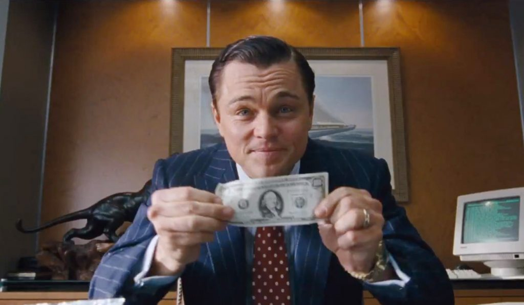 لئوناردو دی کاپریو - پرونده پولشویی یک سرمایه گذار مالزیایی