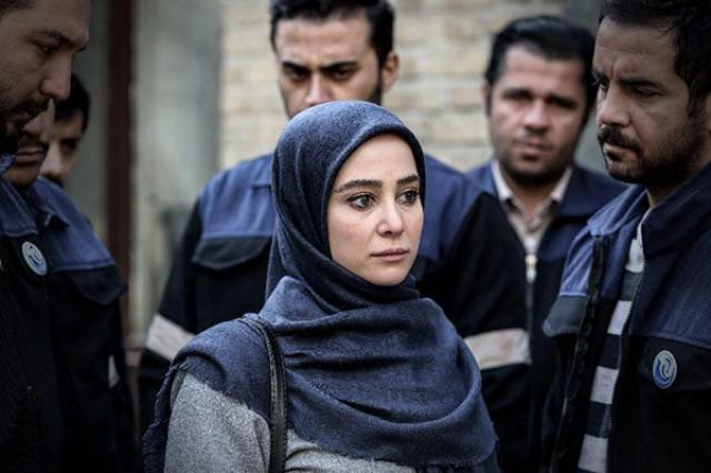 الناز حبیبی در سریال دلدار