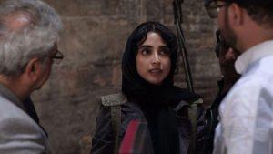 اکران فیلم سندباد و سارا