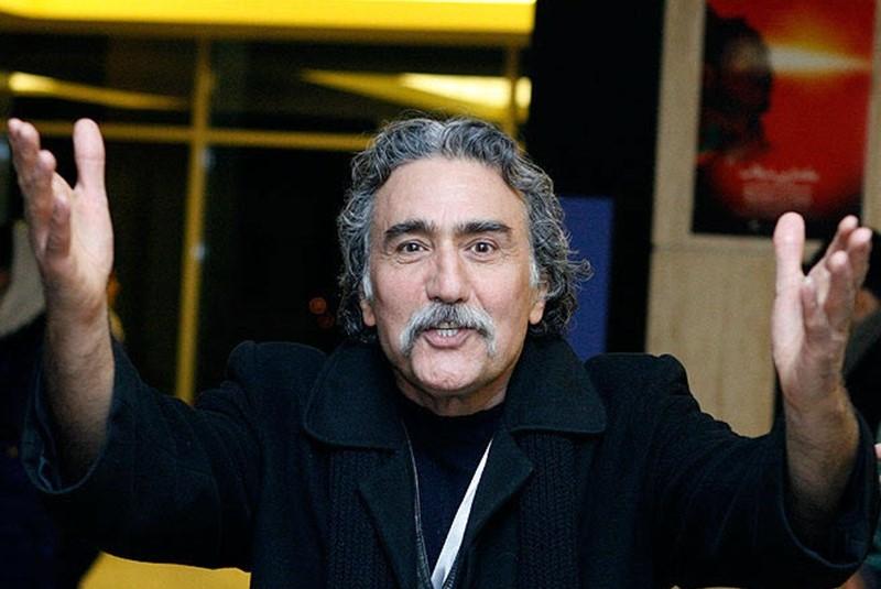 رضا توکلی بازیگر سینما و تلوزیون