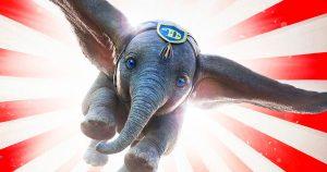 5 پوستر جدید فیلم دامبو