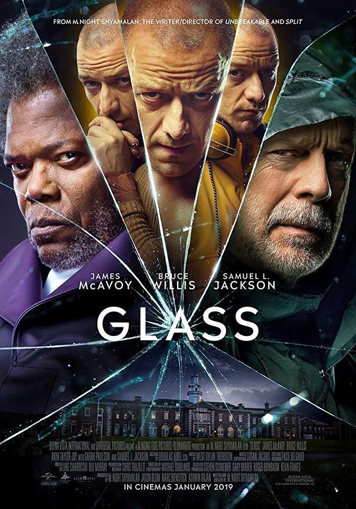 فیلم شیشه Glass
